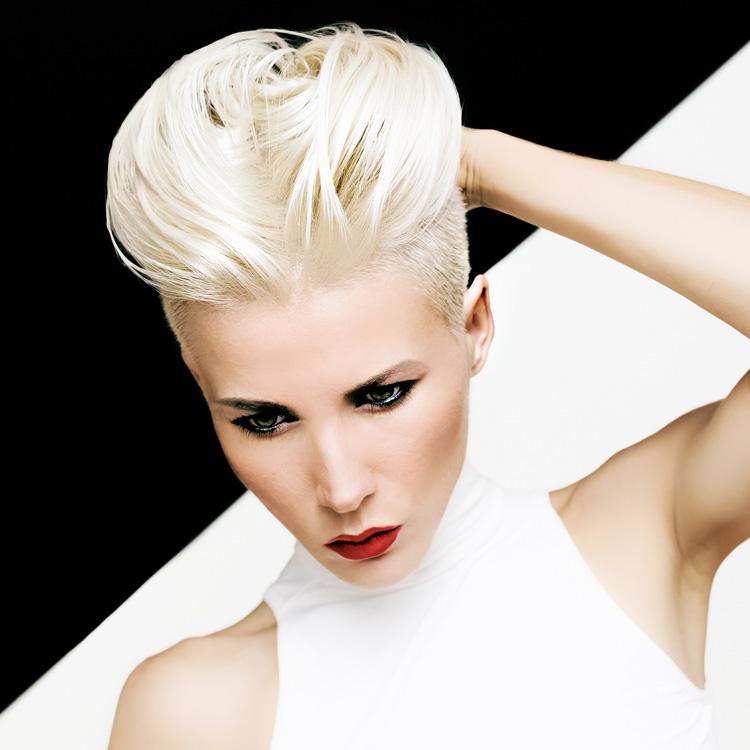 Gamme coloration sans ammoniaque INOA L'Oréal Paris couleur blond nordique